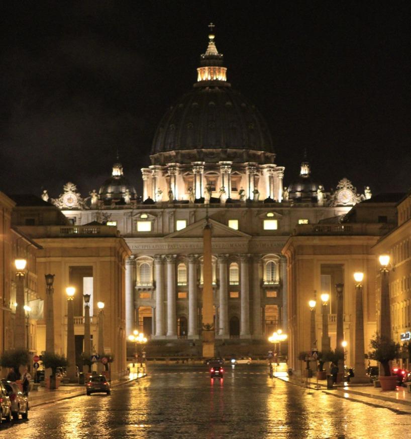 Vatikanstaten (Oktober) - Världens minsta land?