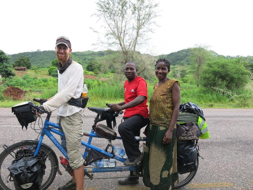 Malawi (Februari) - Nyfikna och underbara människor!