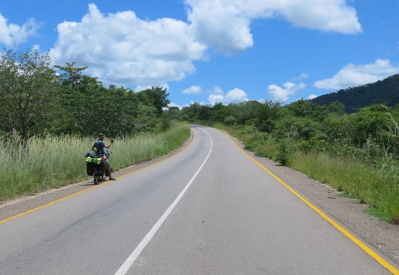 Zambia (Mars) - Landet som vi trodde var platt, men gav oss en ordentlig utmaning!