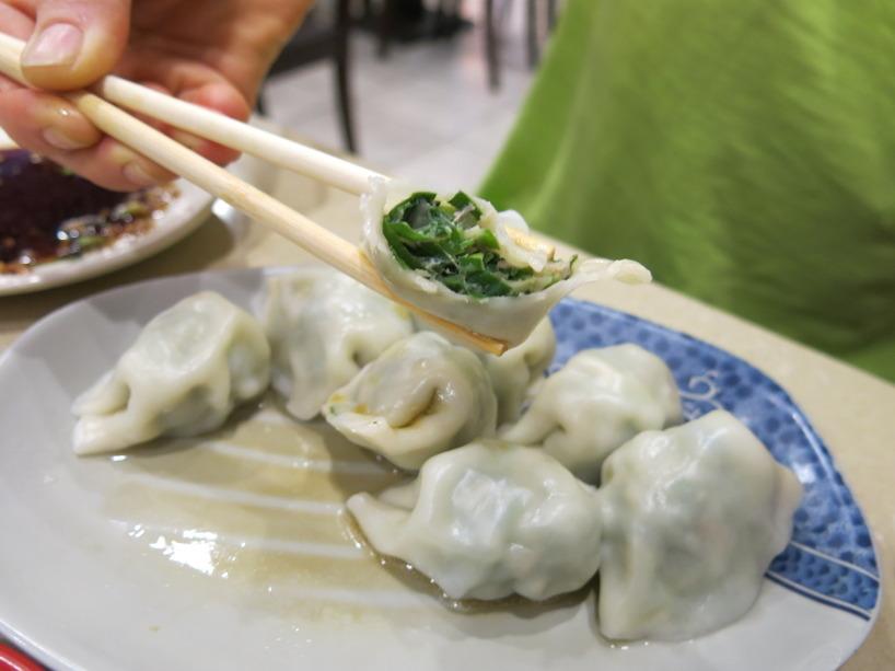 Grönsaks och köttknyten (Dumplings)
