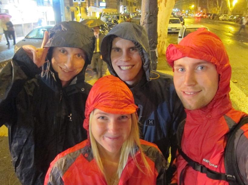 Det bästa med Rom var att få umgås med bröderna och svågrarna! Tack Linus och Pontus för en härlig upplevelse! Vi saknar er redan!