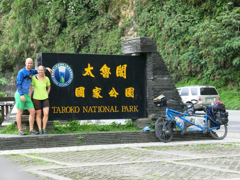 """Om ett par dagar ska vi besöka Taroko Gorge, en av Taiwans """"Must See"""""""