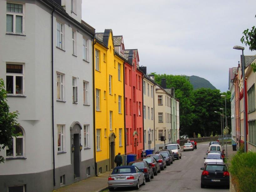 Mysiga gator eller vad säger ni?