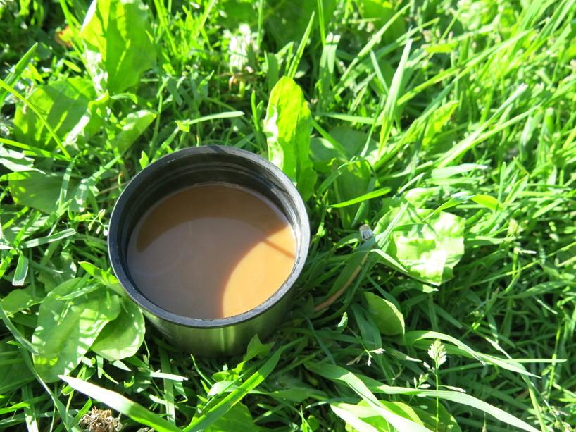 Termoskaffe - känslan av frihet :)
