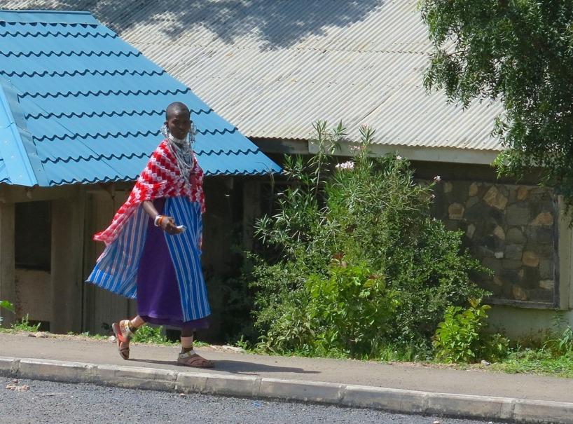 Fascinerande klädsel!