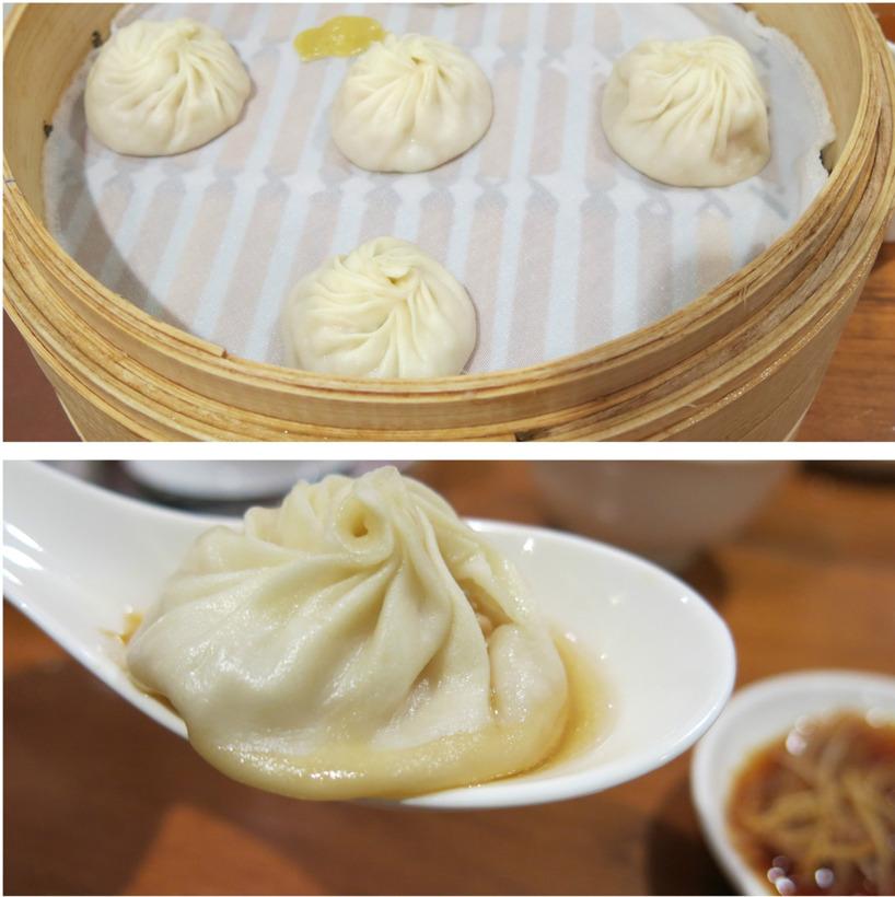 En perfekt liten dumpling...