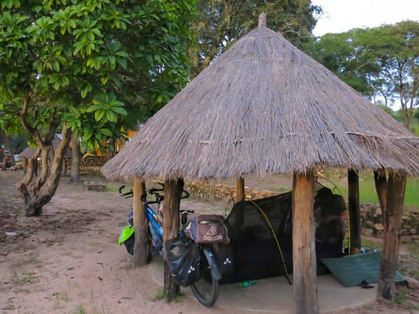 Sovplats på vår egen terass!