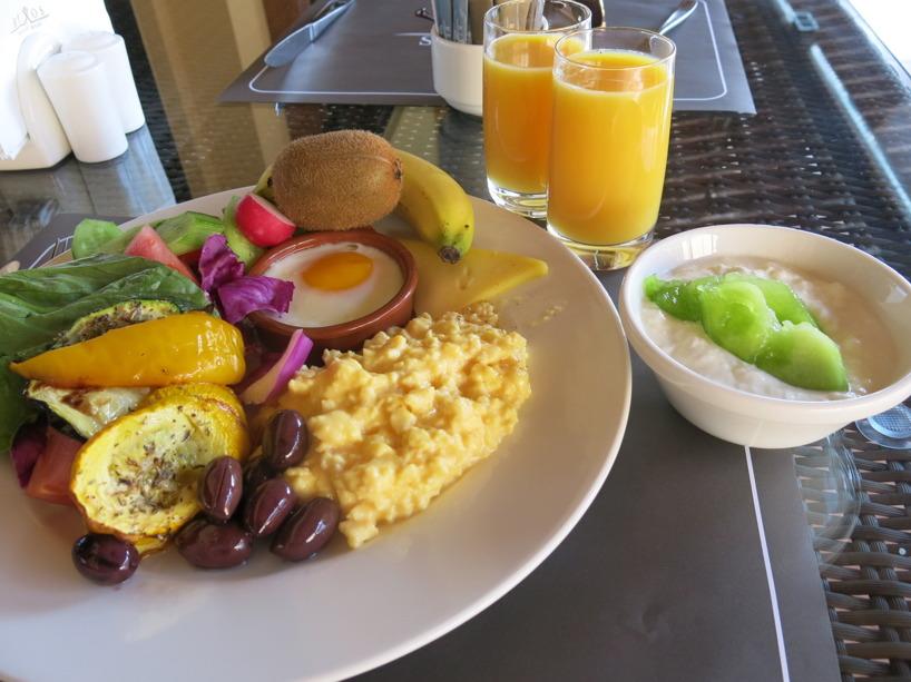 Frukosten var det bästa! Flera sunda & goda alternativ - HURRA!