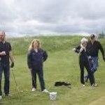 Öppen golf 4
