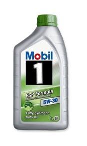 Mobil 1 Esp <br>5w-30 - Mobil 1 Esp 5w-30 1L