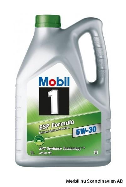 Mobil ESP 5w-30 4l