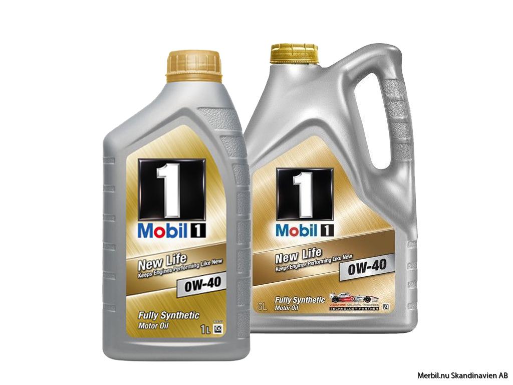Mobil 1™ FS 0W-40