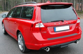 Volvo V70 III 2WD 1.6T * 2.0T, T4, T5, 2.5FT