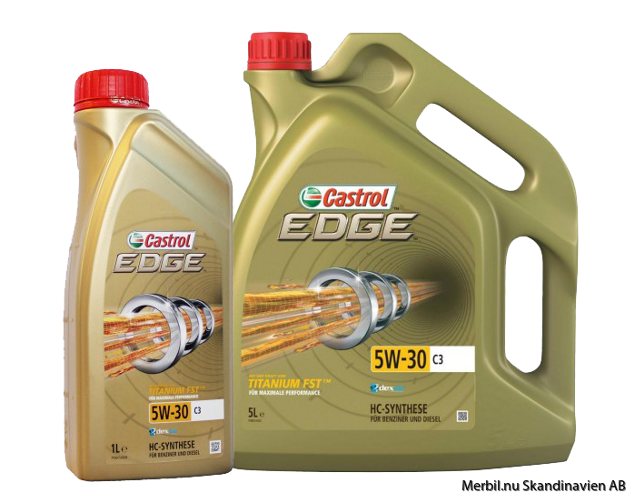 Castrol Edge 5w-30 C3 1+5