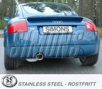Audi TT Coupé/Roadster 2wd 8N 98-06