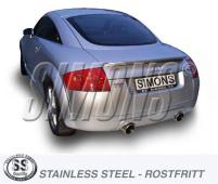 Audi TT Coupé/Roadster 4wd 8N 98-06