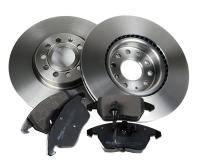 Bromsskivor 336 mm + Bromsbeläggsats Framaxel VOLVO S80 II, V60, V70 III,  XC70 III