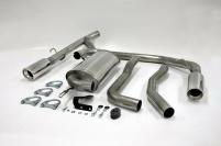 Volvo 850/C70/S70/V70 I Turbo  Duplex, 2 x 100mm