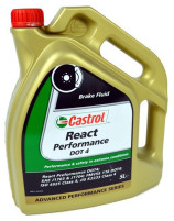 Castrol React Performance DOT 4 <br>5L