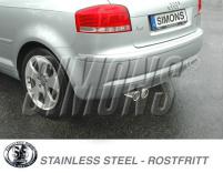Audi A3 2wd 1.4TFSi, 2.0TFSi (8P)
