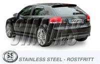 Audi A3, S3 2.0TFSi, 1.8TFSi (8P)
