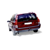 Volvo V70 II  Turbo 2WD  2.0T, 2.4T, 2.5T, T5, 2.4D, 2.5D, D5  ->5/2004