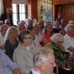 En lyssnande publik