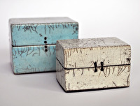 Birgit Lenkler Swahn, keramik