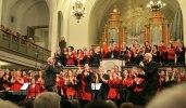 Julkonsert Karlstad Oh Night Divine 2