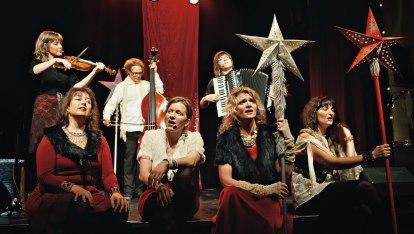 Live på Teater Aftonstjärnan 2011. Foto: Peter Lloyd