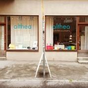 Althea fasadbild