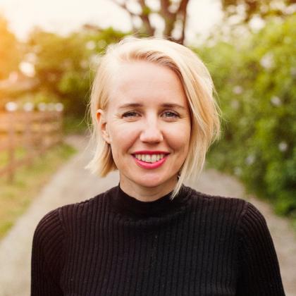 Samtalsterapeut Kristin Montagu-Evans
