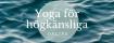 Yoga för högkänsliga banner