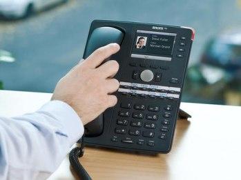 Snom 760 - Systemtelefon Snom 760