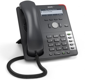 Snom 710 - Systemtelefon
