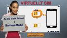 Virtuellt SIM