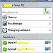 Temporärt telefonnummer - Temp Extra