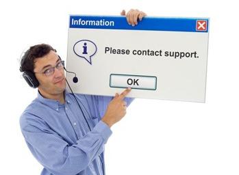Jour / Support Grupp - Supportnummer (huvudnummer)