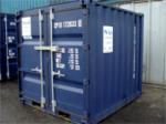 Köp eller hyr 8 fots container