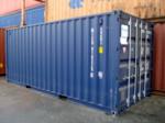 Köp eller hyr 20 fots container