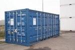 Köp eller hyr 20 fots OS container