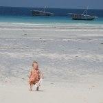 Zanzibar beach kopi