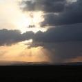 himmel över serengeti