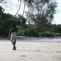 bagamoyo beach walk