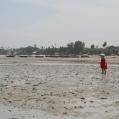 lågvatten i Bagamoyo