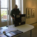 preparing exhibition #7073B