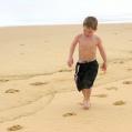 spor i sanden