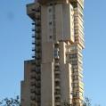 lustigt hus i Spania