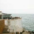 Resturant på klippe Denia