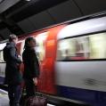 metro in london